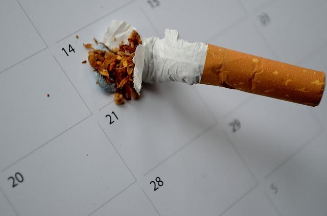 comment parvenir Arreter le tabac