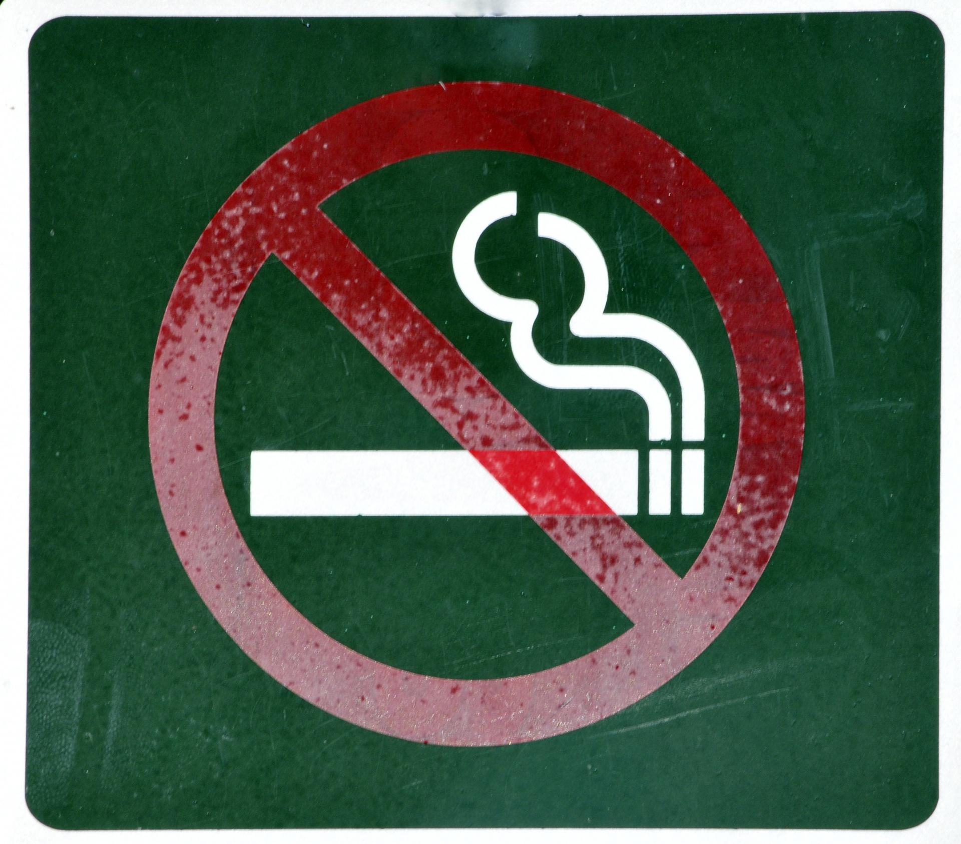 stop a la cigarette