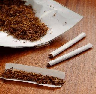 Hausse du prix du tabac à rouler