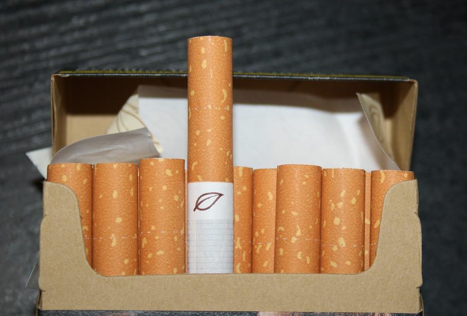 2017 : encore une mauvaise année pour les cigarettes
