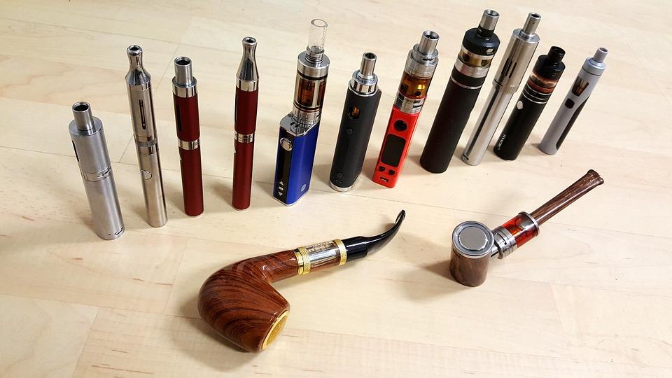 Les modèles de cigarettes électroniques