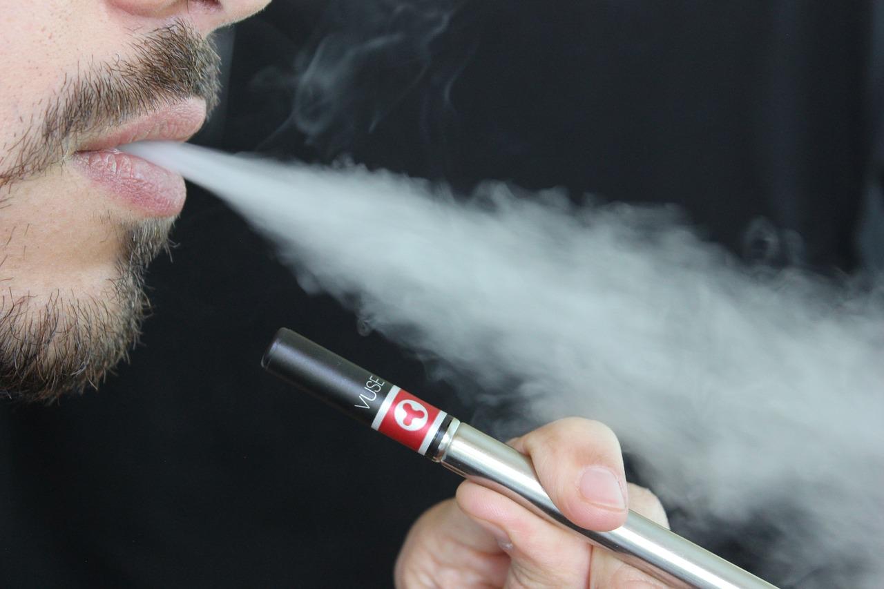 passer le test salivaire après un vapotage d'un e-liquide au CBD